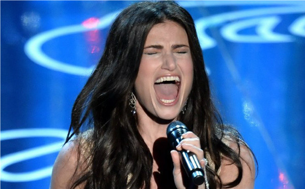 Oscars 2014: Idina Menzel sings Oscar-winning 'Let It Go ...