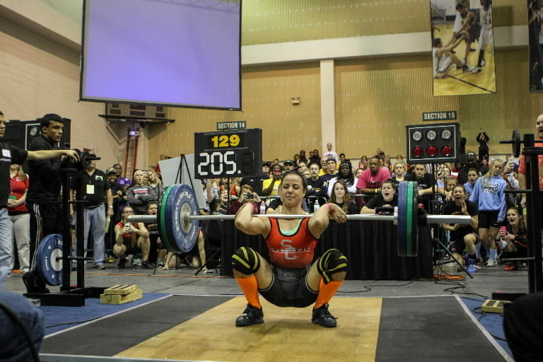 All Central Florida Girls Weightlifting Team Is Announced Orlando