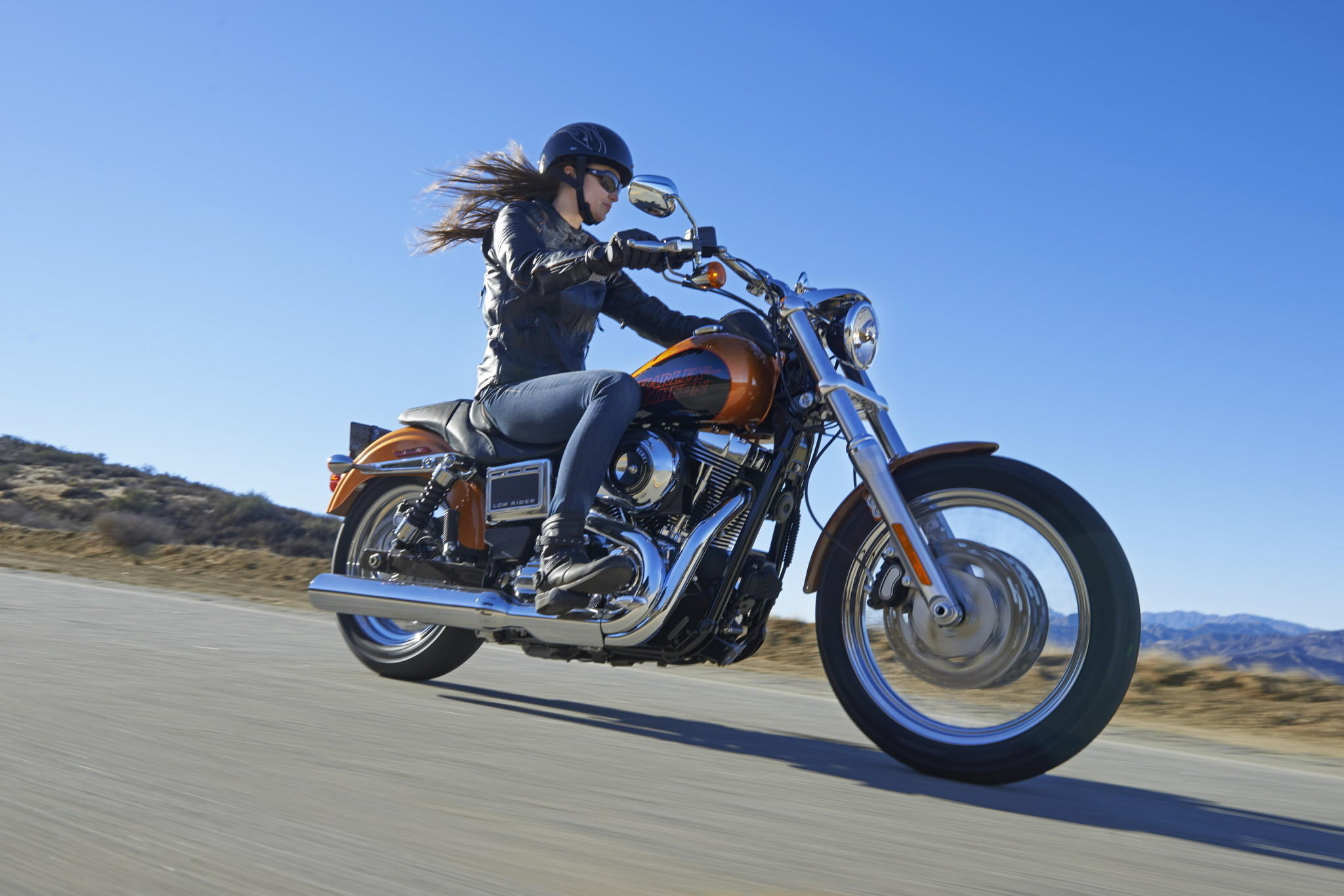 Harley Riders: Harley-Davidson Rolls Out Low Rider And Super Low 1200T