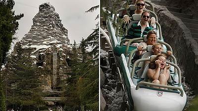 Disneyland S Retooled Matterhorn Ride A Cool Blast Orlando Sentinel