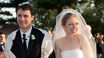 Wedding Photos Chelsea Clinton Marries Boyfriend In Upstate New York Baltimore Sun