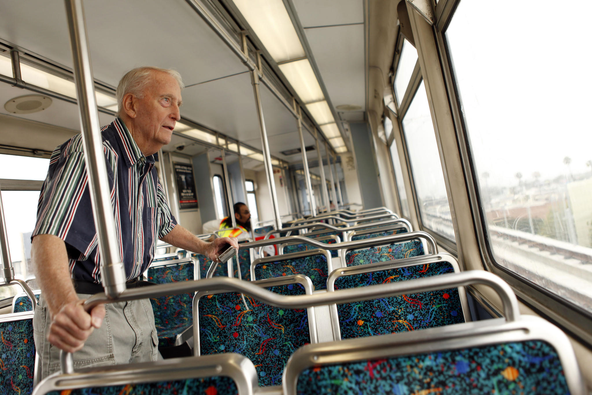 If You Rode Public Transit Today Congratulate Yourself