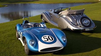 amelia island classic marques trophies surge bids win rare autos