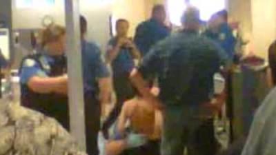 TSA Video Shows Young Boy Getting Pat Down Chicago Tribune