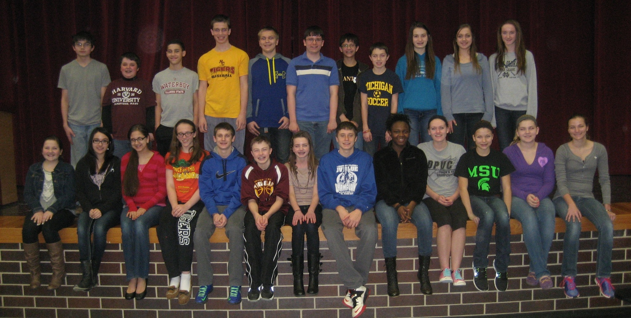 New Lenox Illinois >> Hickory Creek Middle School students participate in IESA ...