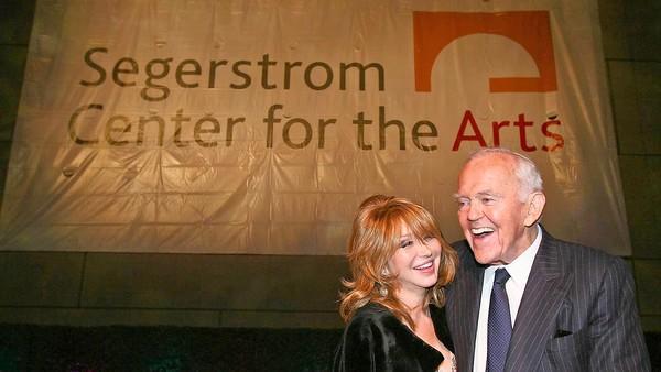 OCPAC renamed Segerstrom Center for the Arts - Henry T