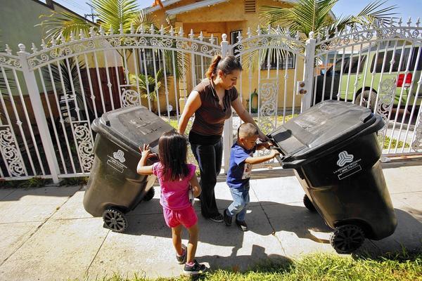 Crystal Garcia and children