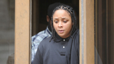 Pictures Wire Actress Faces Arraignment Baltimore Sun
