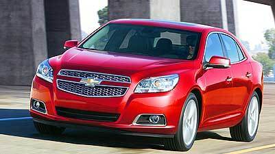 2013 chevy malibu first look orlando sentinel. Black Bedroom Furniture Sets. Home Design Ideas