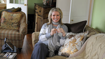 Comfort On Cue At Home With Tv Anchor Donna Hamilton