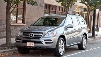 Most Expensive Mercedes >> Car review: 2011 Mercedes-Benz GL350 - Chicago Tribune