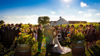 Nuptials Among The Vines Connecticut Winery Weddings Hartford Magazine New Haven Living Ct Now