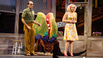 Arundel Theater Review: 'Little Shop of Horrors' at Infinity