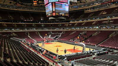 Best Nba Arenas Chicago Bulls United Center Is One Of