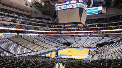 Best Nba Arenas Dallas Mavericks American Airlines
