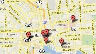Baltimore Sun Food Truck Finder