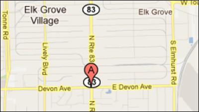 Elk Grove Village to reactivate red-light cameras - Chicago
