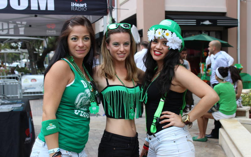 St patrick 39 s day in fort lauderdale palm and south - St patrick s church palm beach gardens ...