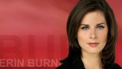Cnns Erin Burnett Smug Insensitive Superficial And Acting Like