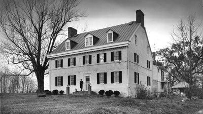 Howard Lodge, 1750's era mansion near Sykesville