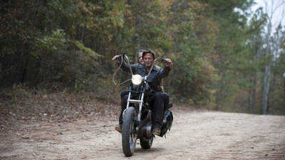 db383203 'The Walking Dead' recap, episode 213: 'Beside the Dying Fire' - Baltimore  Sun