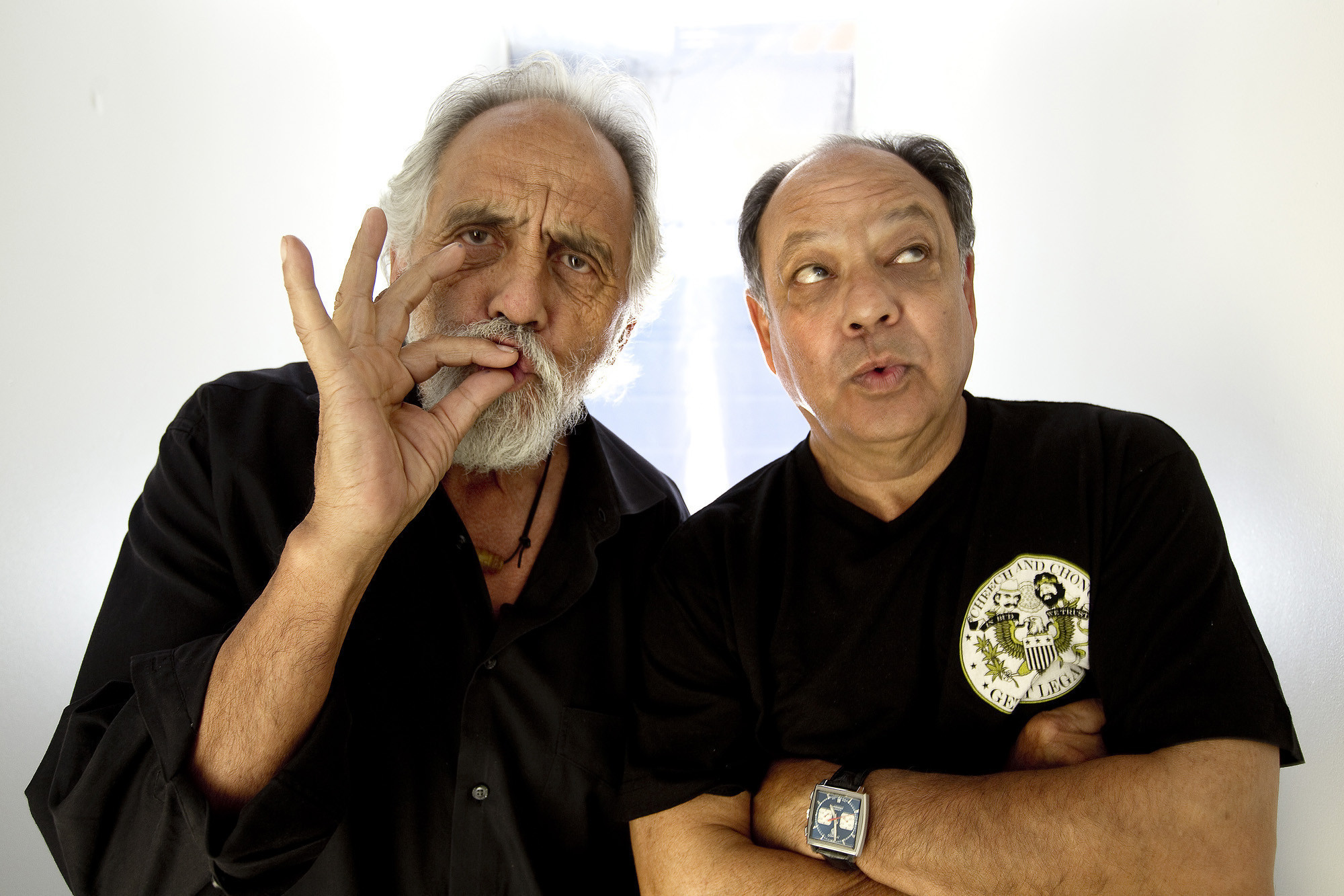 Comedy Stoners Cheech & Chong Working On New Movie