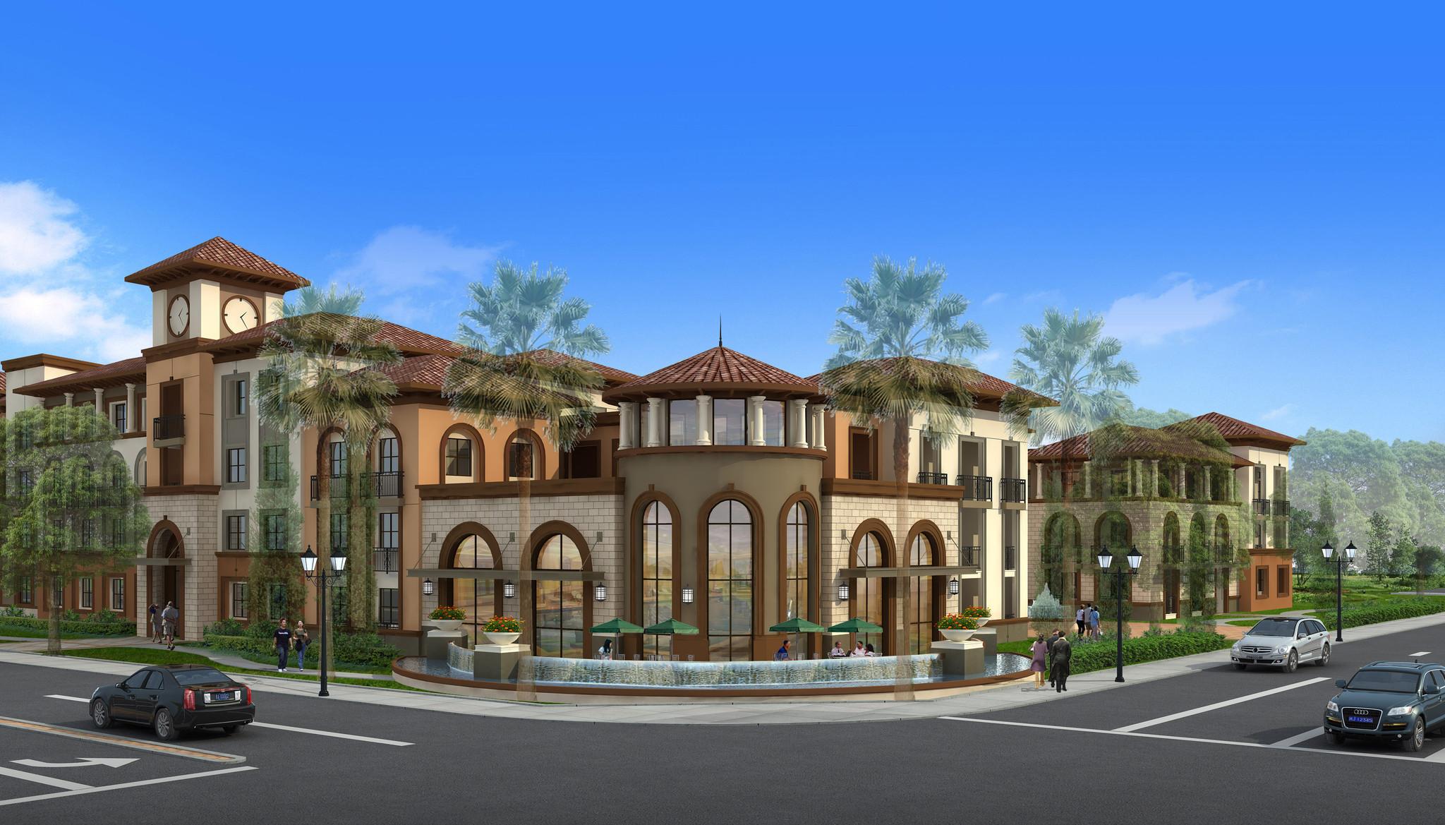 Cerritos New Apartments