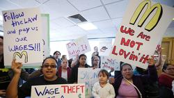 Related story: Nearly 90% of fast-food workers allege wage theft, survey finds