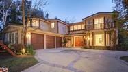Sarah Michelle Gellar and Freddie Prinze Jr.'s Bel-Air home