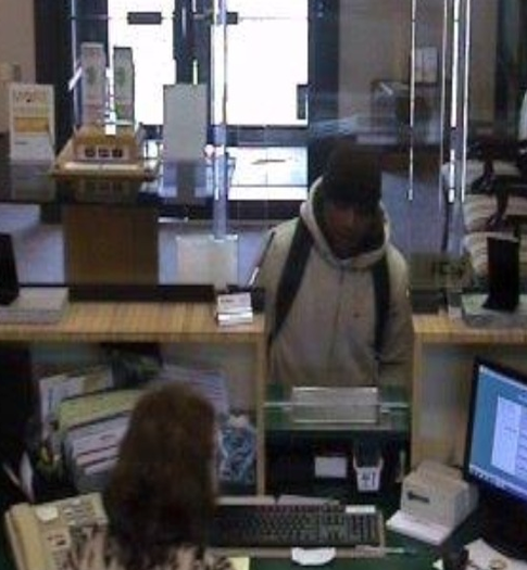 Towson Woods Apartments: Bank Robbery