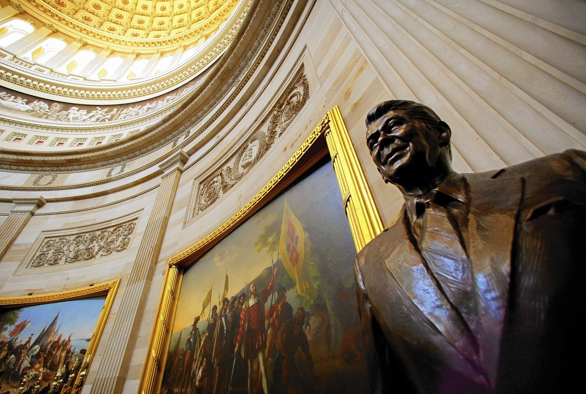 A Plea For Gender Equity In The Halls Of U S Capitol