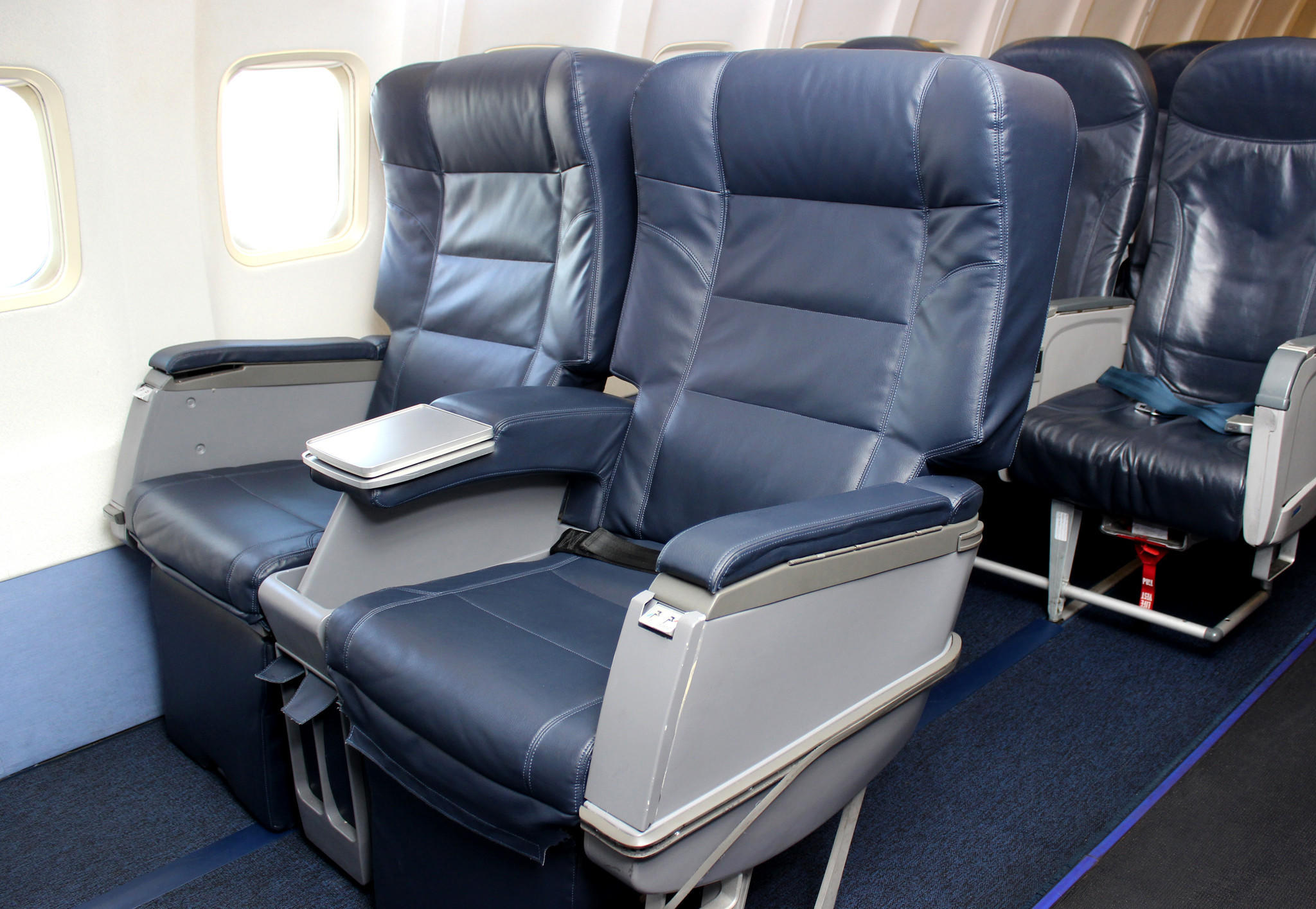 Allegiant S Air S Giant Seats Are Made For A Bigger