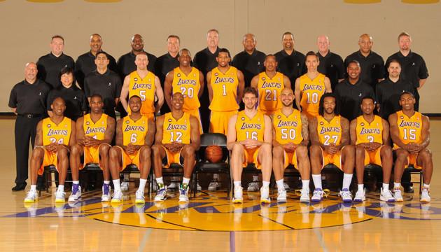 e1b5af3e1a8 2012-13 Season - All Things Lakers - Los Angeles Times