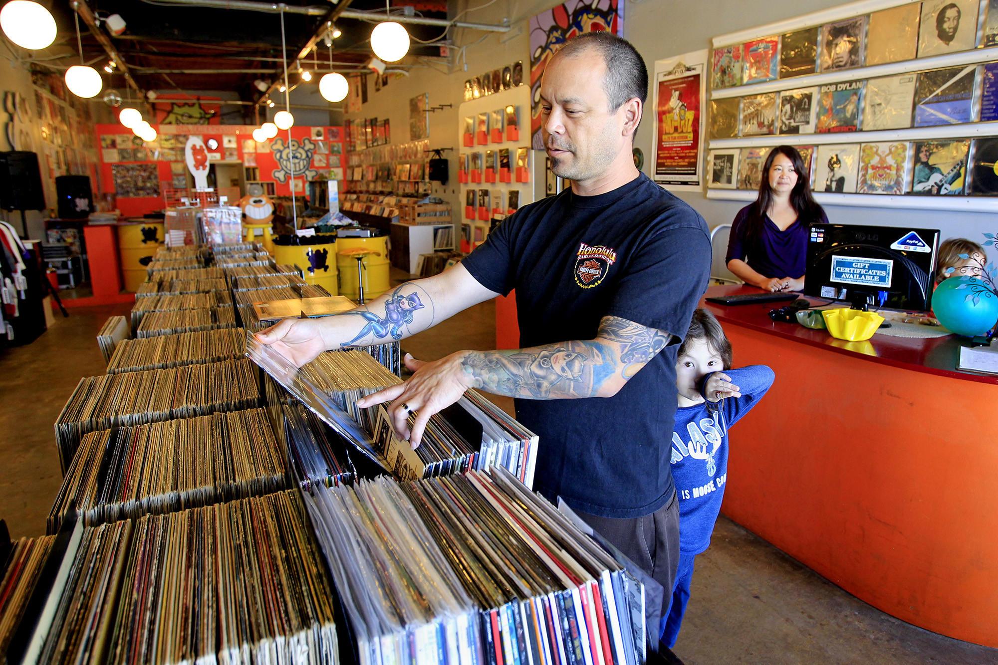 Everything We Do Is Pro Vinyl Tribunedigital