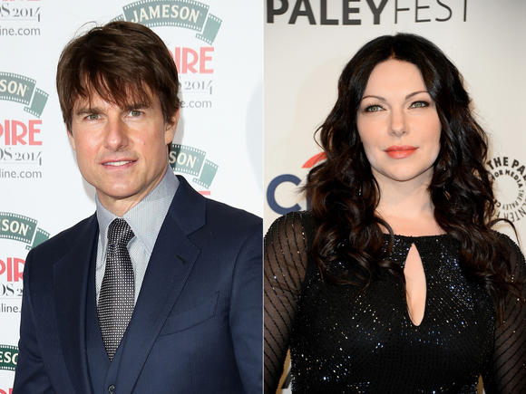 Tom Cruise dating Laura Prepon? Here's the rumor roundup ...