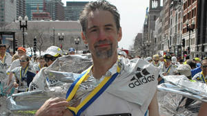 Looking back, and forward, to the Boston Marathon
