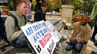 Resolved: Universities should use affirmative action to encourage minority enrollment