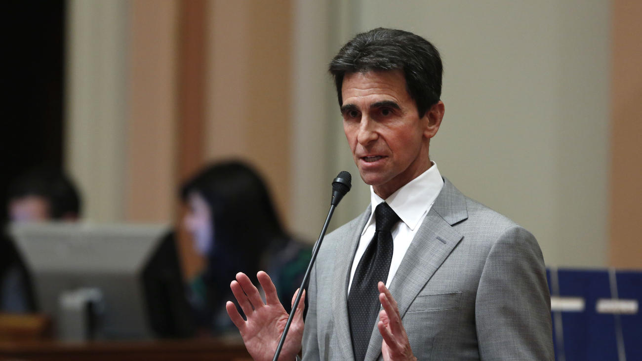 State Sen. Mark Leno (Rich Pedroncelli / Associated Press)