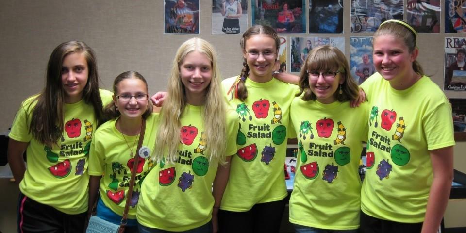 All Girl 8th Grade Robotics Team To Represent Us In European Open