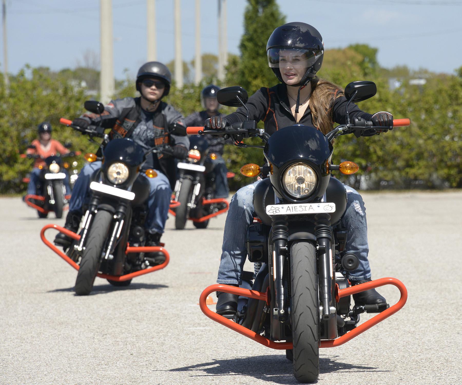 Harley Riders: Harley Street 500s Head To Dealers' Rider Training