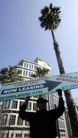 Rent prices are rising as homeownership continues to decline.