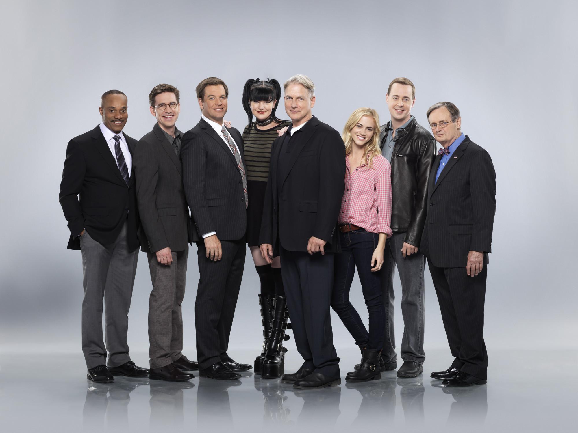 ncis tv series cast - photo #17