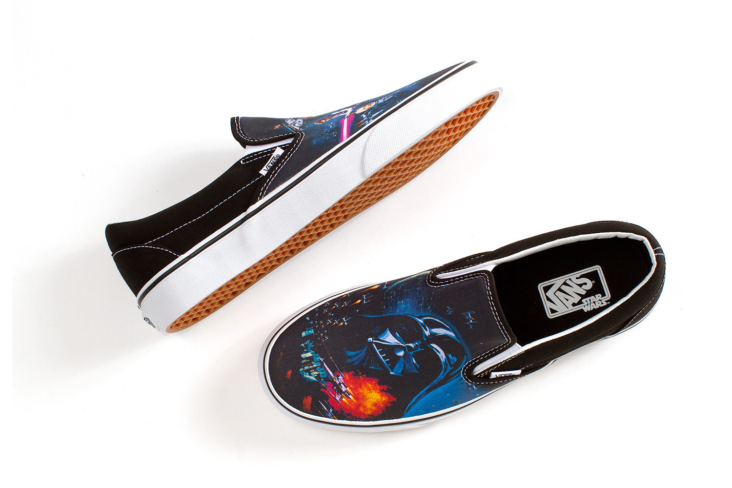 Vans X  Star Wars  collection - La Jolla Light f6d3a4c72e