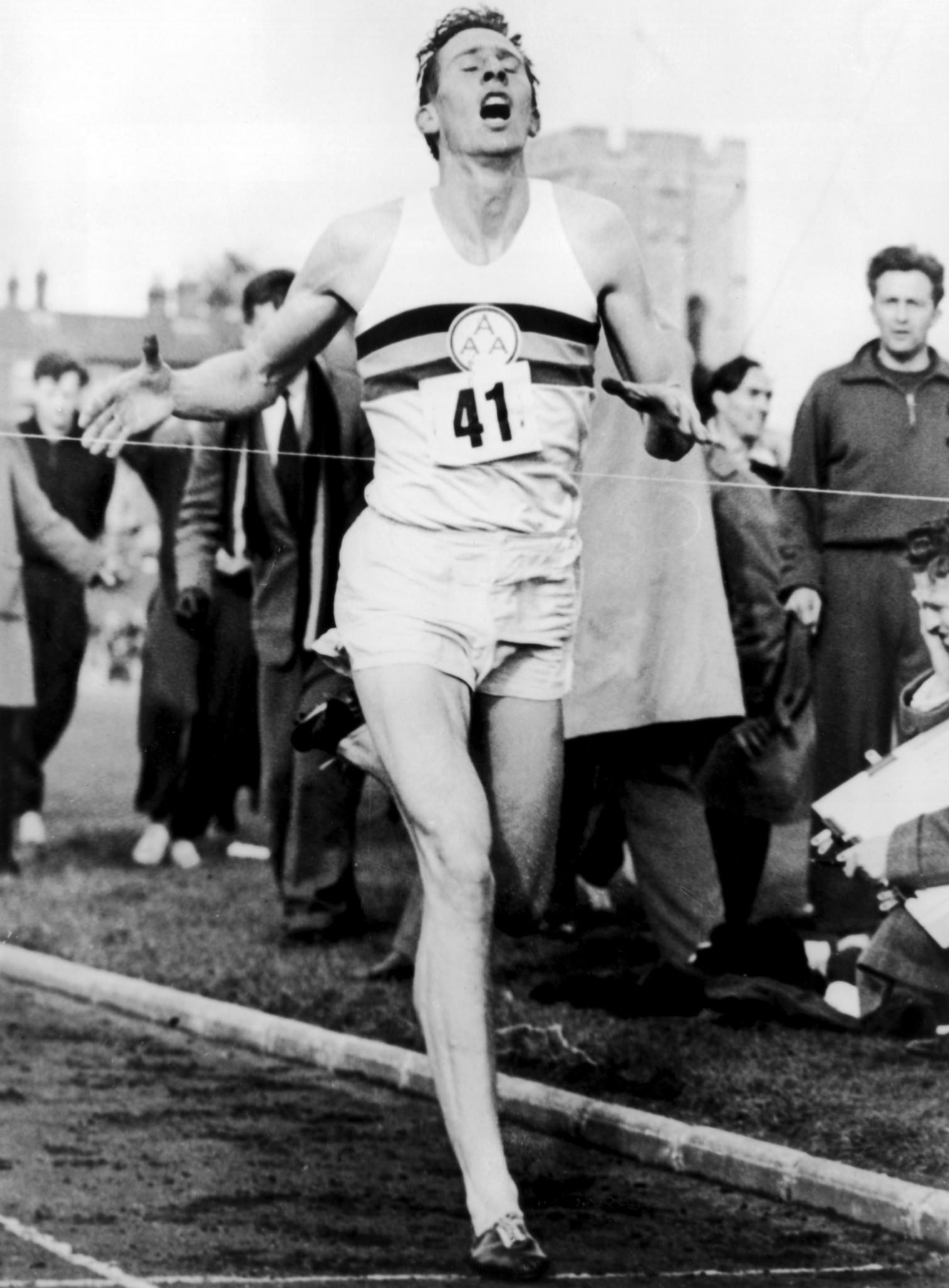 Greatest Achievements In Sports Roger Bannister Broke 4 border=
