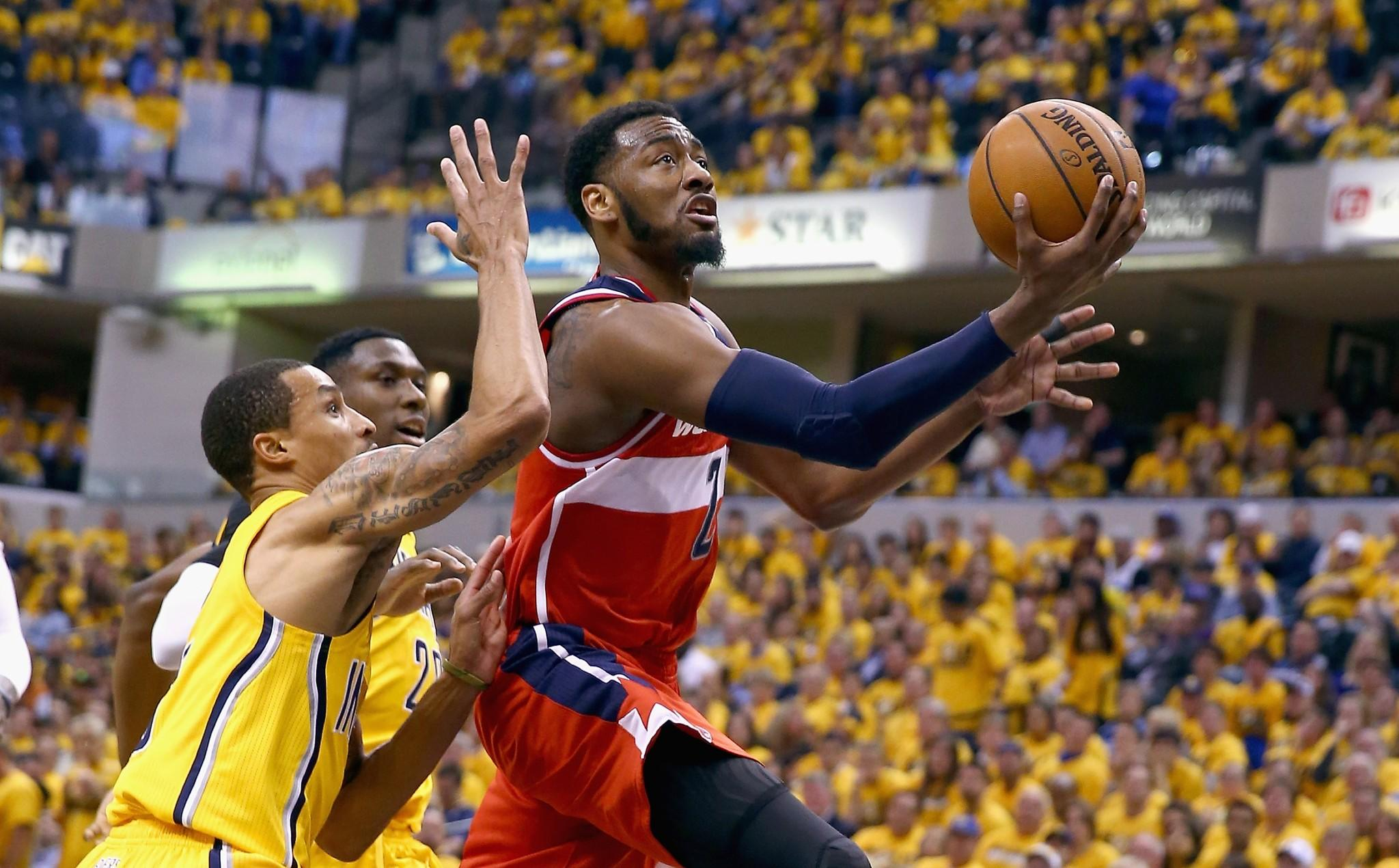 Washington Wizards enjoy reversal of fortune at Indiana in Game 1 ... e8b2a05f4
