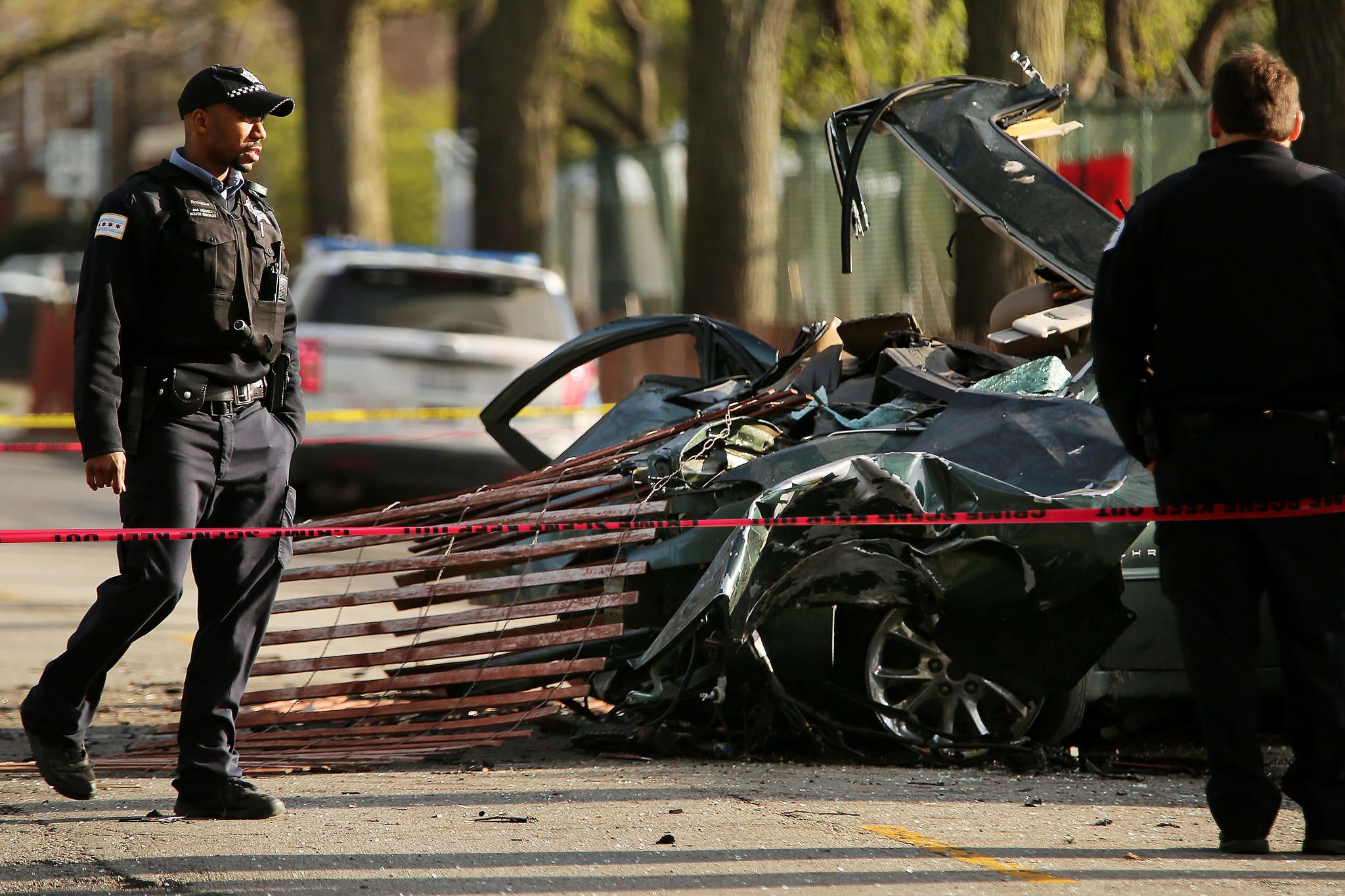 1 Killed, 1 Hurt In South Side Auto Accident