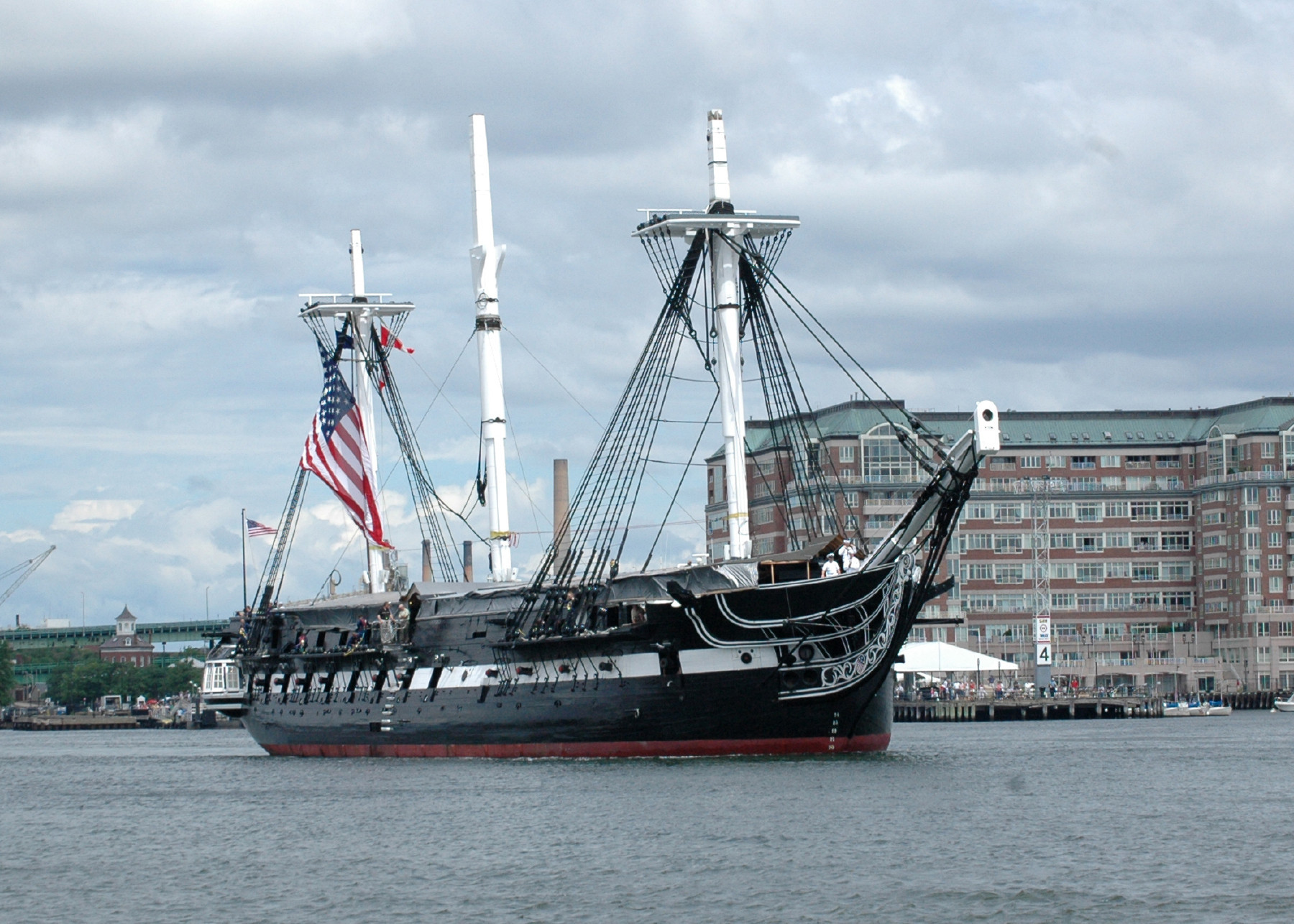 Video & Pictures: USS Constitution Through The Years ...Uss Constitution Pictures