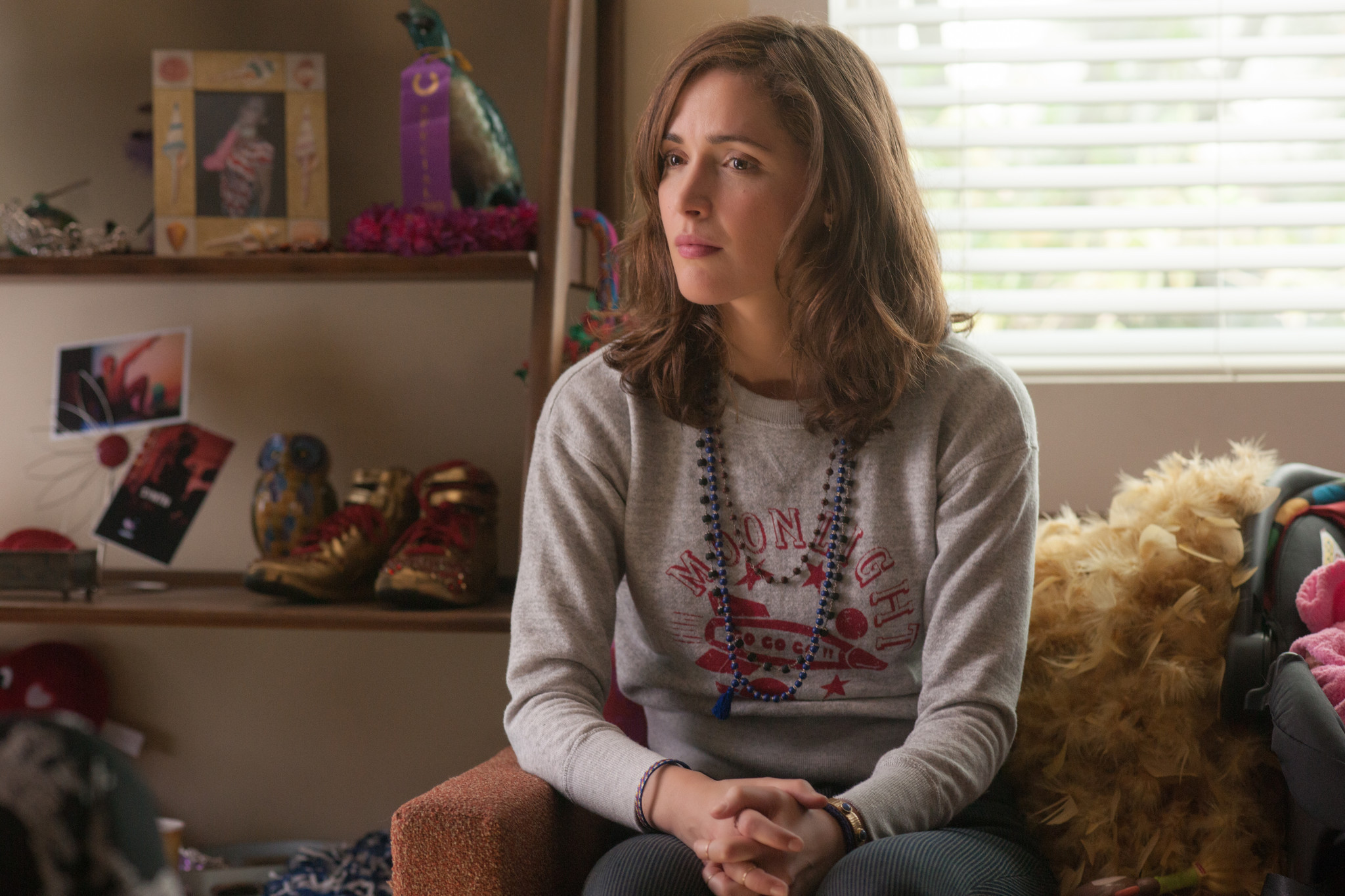 Neighbors Rose Byrne S Comedic Talents In Bloom La Times