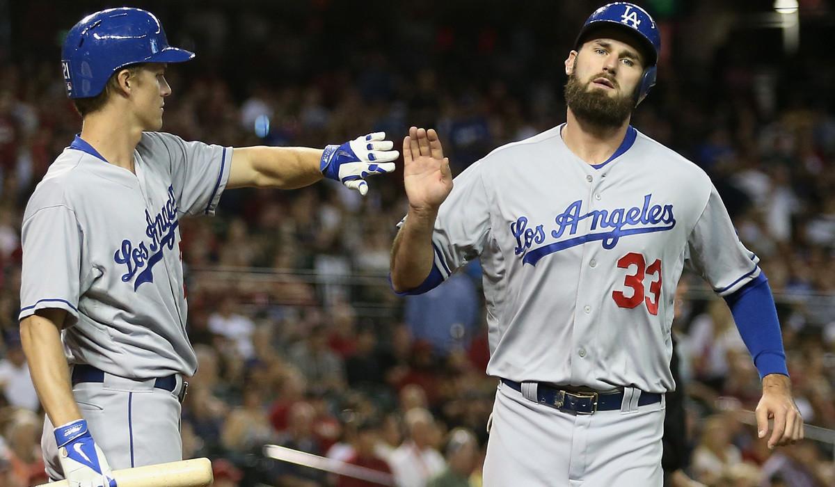 Dodgers' Yasiel Puig showing surprising discipline at plate