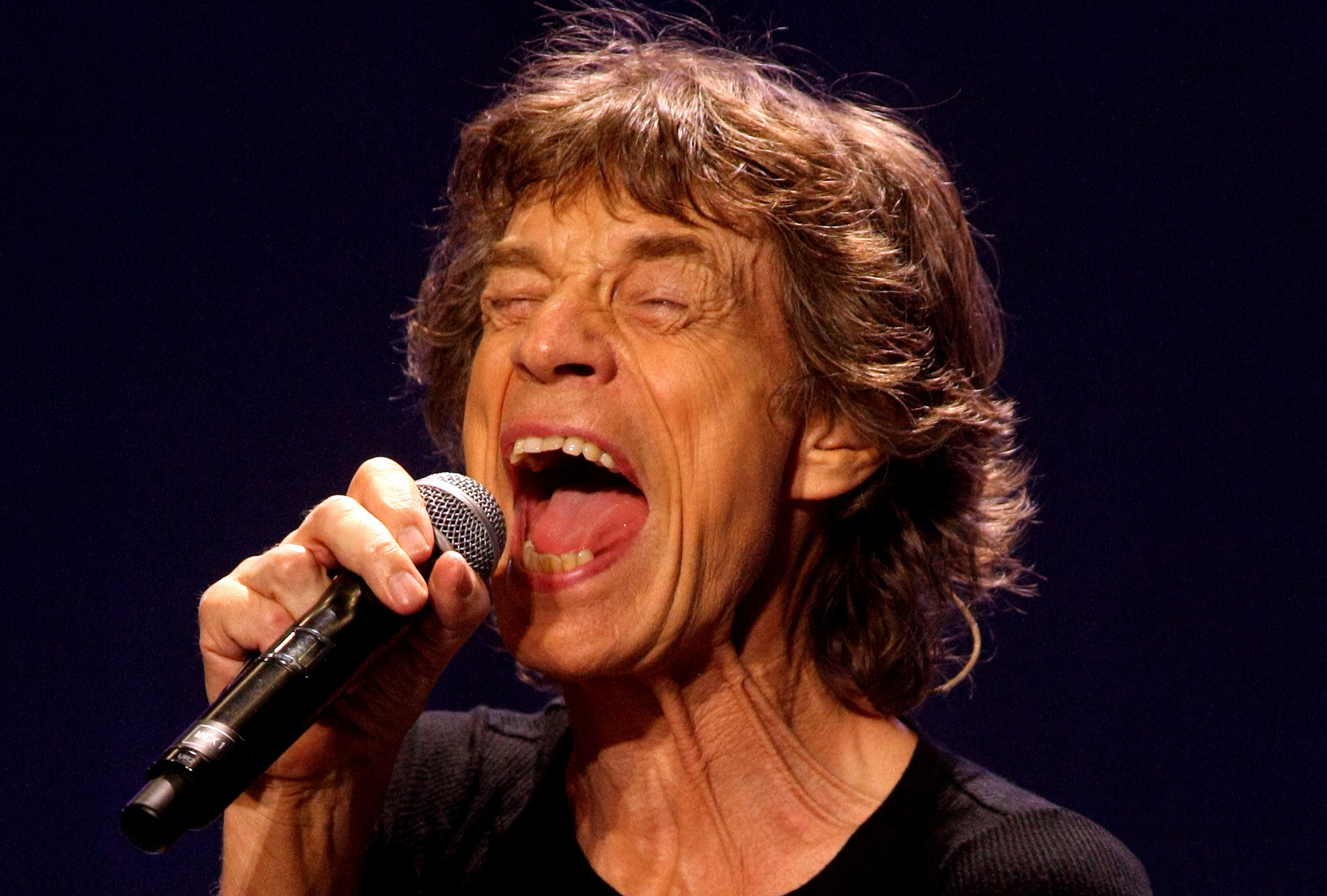 Mick Jagger: Mick Jagger Is A Great-grandfather -- But Don't Call Him